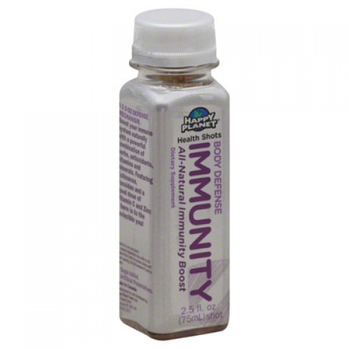 Happy Planet Health Shots Health Shot - Immunity (12, 2.5 oz.)