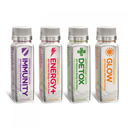 Happy Planet Health Shots Health Shot - Assorted Variety (48, 2.5 oz.)
