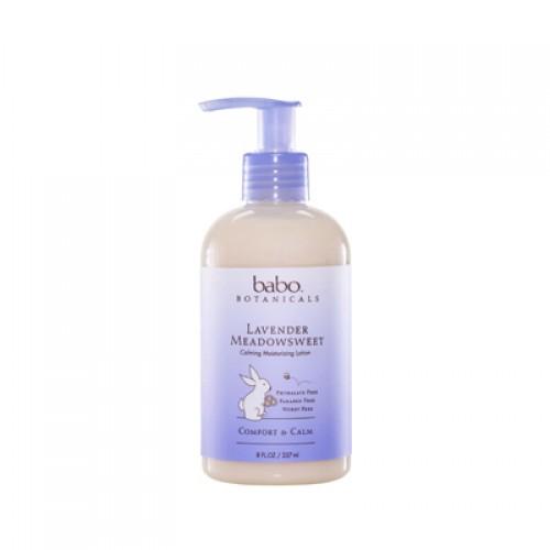 Babo Botanicals Calming Moisturizing Lotion  - Lavender Meadowsweet (1, 8  oz.)