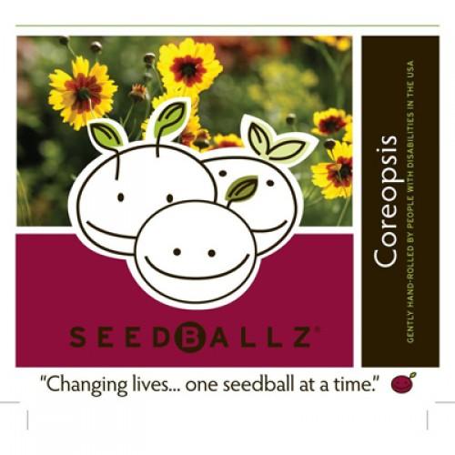Seedballz Coreopsis - 8 Pack