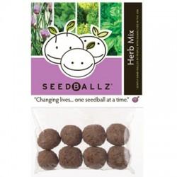 Seedballz Herb Mix - 8 Pack