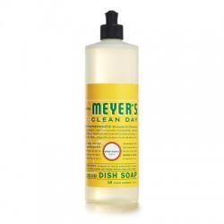 Mrs. Meyer's Clean Day Liquid Dish Soap - Honeysuckle - 16 oz