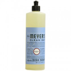 Mrs. Meyer's Clean Day Liquid Dish Soap - Bluebell - 16 oz
