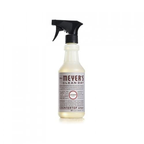 Mrs Meyer S Clean Day Countertop Spray Lavender 16 Oz