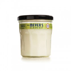 Mrs. Meyer's Clean Day Soy Candle - Lemon Verbena - 7.2 oz Candle