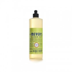 Mrs. Meyer's Clean Day Liquid Dish Soap - Lemon Verbena - 16 oz