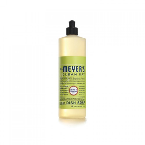 Mrs. Meyer's Clean Day Liquid Dish Soap - Lemon Verbena - 16 oz