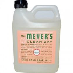 Mrs. Meyer's Clean Day Liquid Hand Soap Refill - Geranium - 33 oz