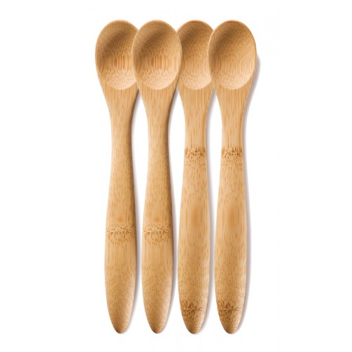 Bambu Baby Bamboo Feeding Spoons, set of 2