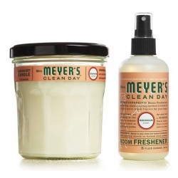 Mrs. Meyers Clean Day Room Refresh Kit Geranium
