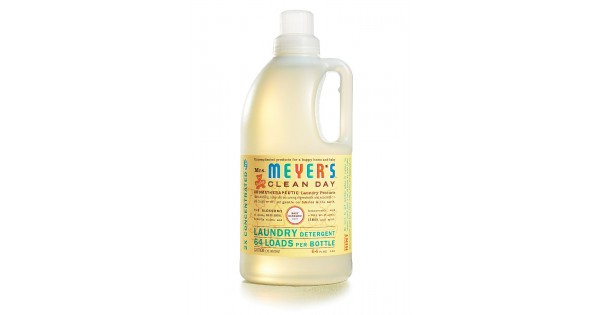 Mrs Meyer S Clean Day Baby Blossom Laundry Detergent 64