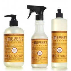 Mrs. Meyer's Clean Day Kitchen Basics Set - Orange Clove