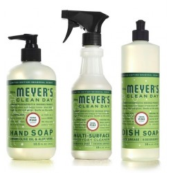 Mrs. Meyer's Clean Day Kitchen Basics Set - Iowa Pine