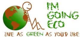 I'm Going Eco Logo